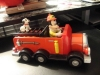 Mickey Mouse and Fire Engine