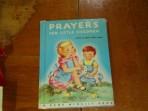 Prayers for Children Book