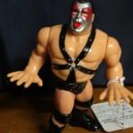Ax Wrestler Figure