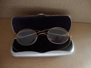 Ben Franklin style specs