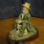 Hobo Figurine