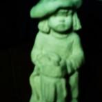 Austin Golfer Girl Statue