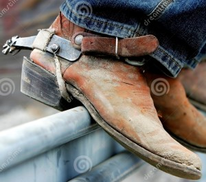 http://www.dreamstime.com/royalty-free-stock-photography-rodeo-boots-spurs-image915537