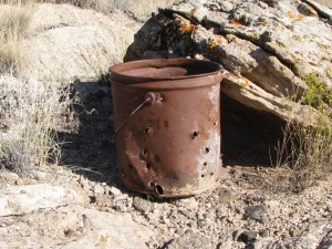 Holey Bucket 191
